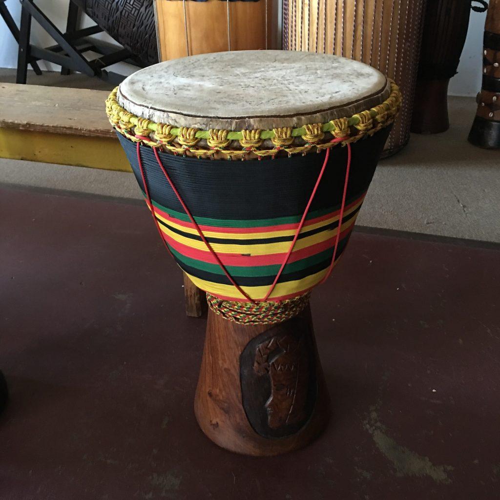 Afrikkalainen rumpu