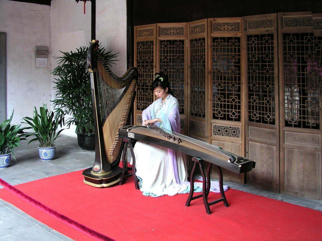 kiinalainen muusikko